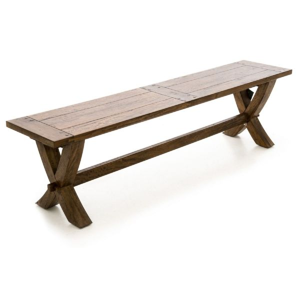 Trowbridge Mango Wood Bench